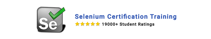 Selenium Training in Tambaram Chennai